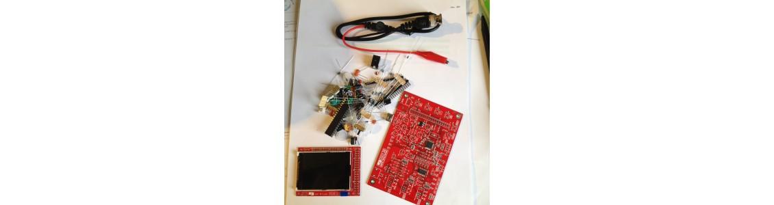 Kit Oscilloscopio digitale