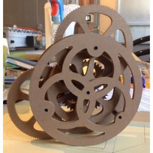 Inventor Clock