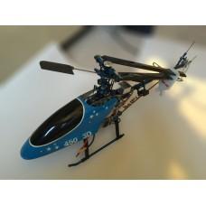 Elicottero 450 3D