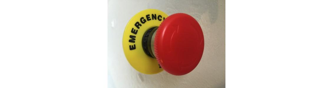 Pulsante Emergenza